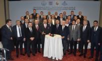 ZIRAAT BANKASı - Reel Sektör Ve Finans Sektörü Erzurum'da Buluştu