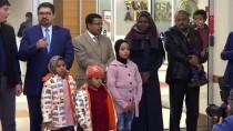 TÜRKİYE - Suriye'de Çocuklarıyla Mahsur Kalan Anne, İstanbul'a Geldi