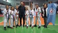 Taekwondo Gaziantep Şampiyonasında 7 Derece Birden