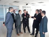 İL SAĞLIK MÜDÜRÜ - Terminalin Üst Katları Sağlık Merkezi Olarak Hizmet Verecek