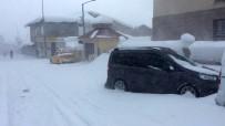 Tipi Etkili Oldu, Bingöl-Erzurum Yolu Kapatıldı