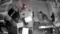MEDIKAL - Tırnakçılık Yaparken Önce Güvenlik Kameralarına Sonra Polise Yakalandı