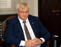 İNSANSIZ HAVA ARACI - Ukrayna Büyükelçisi Sybiha'dan İHA Anlaşması Yorumu
