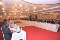 ERSIN YAZıCı - Vali Yazıcı Kurum Amirleri İle Toplantı Yaptı