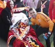 FATİH TERİM - Velican'ın Galatasaray Hayali Gerçek Oldu