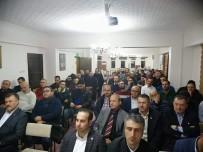 ÖĞRETMENEVI - Vezirköprü'de İş Yeri Temsilciliği Eğitim Programı