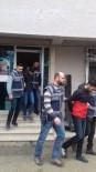 Villa Hırsızları Kıskıvrak Yakalandı