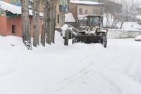 ALİ KORKUT - Yakutiye Belediyesinden Karla Mücadele