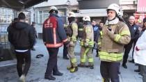 POLİS EKİPLERİ - Yavru Köpeği İtfaiye Ekipleri Kurtardı