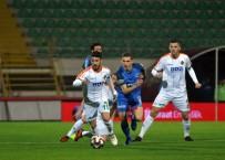 ALANYASPOR - Ziraat Türkiye Kupası Açıklaması Aytemiz Alanyaspor Açıklaması 0 - Kasımpaşa Açıklaması 0
