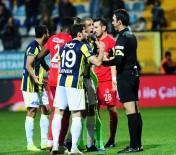 Roberto Soldado - Ziraat Türkiye Kupası Açıklaması Ümraniyespor Açıklaması 0 - Fenerbahçe Açıklaması 0 (İlk Yarı)