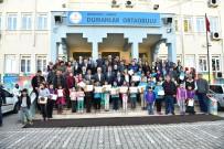 AYDıN ERGÜN - Aksu'da 13 Bin 885 Öğrenci Karnesini Aldı