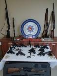 MUHALEFET - Amasya, Çorum Ve Tokat'ta Eş Zamanlı Silah Operasyonu
