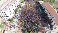 Antalya'da Kartopu İzdihamı