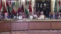 PAZAR GÜNÜ - Arap Birliği Ekonomik Zirvesi'nin Hazırlık Toplantısı Başladı