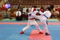 KARATE - Aydın'da Karate İl Birinciliği Müsabakaları Gerçekleştirildi