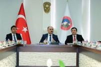 SIVIL TOPLUM KURULUŞU - Bağımlılıkla Mücadele İl Koordinasyon Kurulu Toplantısı Yapıldı