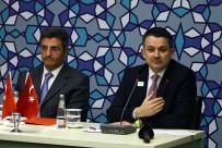 BAKANLIK - Bakan Pakdemirli, Almanya'da Türk İşadamları İle Bir Araya Geldi