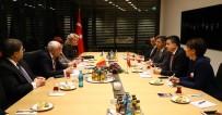 BERLIN - Bakan Pakdemirli, Berlin'de Romanya Tarım Ve Kırsal Kalkınma Bakanı İle Bir Araya Geldi