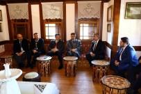 BERLIN - Bakan Pakdemirli, Berlin'de Türk Vatandaşlarıyla Bir Araya Geldi