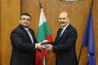 İÇİŞLERİ BAKANI - Bakan Soylu, Bulgar Mevkidaşıyla Görüştü