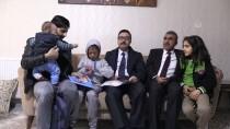 BİLİM ADAMI - 'Balık Pulu' Hastası Melih Karne Heyecanını Evinde Yaşadı