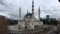 KÜTÜPHANE - Balkanlar'ın En Büyük Camisi Tiran'da Hızla Yükseliyor