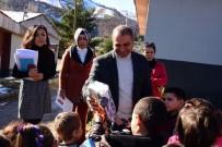 BEBEK - Başkan Ali Uçak'tan Öğrencilere Karne Hediyesi