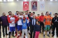 MEMDUH BÜYÜKKıLıÇ - Başkan Dr. Memduh Büyükkılıç Açıklaması 'Basketbol Severler İle Birlikte Heyecanlı Dakikalar Yaşadık'