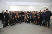 KAZıM KURT - Başkan Kurt Vatandaşlarla Buluştu