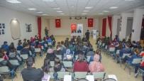 ANADOLU LİSESİ - Başkan Özkan'dan Meslekî Eğitim Vurgusu