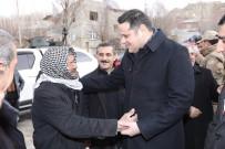 MEHMET DEMIR - Başkan Vekili Öztürk'ten Kırsal Mahallelere Ziyaret