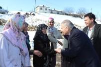 Başkan Zolan Açıklaması 'Büyükşehirde Olan Her Şey Köylerde De Olacak'