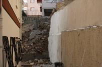 FAHRİ KORUTÜRK - Başkent'te Gece Yaşanan Göçüğün Boyutu Gündüz Ortaya Çıktı