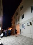 AĞIR YARALI - Çanak Anten Tamiri İçin Çıktığı Çatıdan Düştü Hayatını Kaybetti