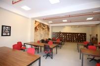 KÜTÜPHANE - Çankaya Belediyesinden 7/24 Kütüphane Hizmeti