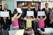 Çankırı'da Öğrencilerin Karne Heyecanı