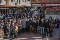 ÖZLEM ÇERÇIOĞLU - CHP Kuşadası Belediye Başkan Adayı Ömer Günel Esnafla Buluştu