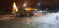 KıZıK - Develi Belediyesi Karla Mücadele Ekipleri 24 Saat Çalışıyor
