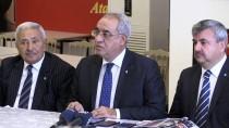 ÇUKUROVA GAZETECILER CEMIYETI - 'DSP Tek Başına Seçime Katılacak'