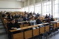 REKTÖR - Elazığ'da Siber Güvenlik Farkındalık Eğitimleri Başladı