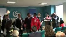 BAKANLIK - Gençlik Ve Spor Bakanı Kasapoğlu Almanya'da