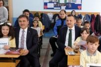 KAMURAN TAŞBILEK - Gümüşhane'de 19 Bin 506 Öğrenci Karne Aldı