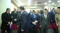CÜNEYT EPCIM - Hakkari'de İl Koordinasyon Kurulu Toplantısı Yapıldı