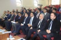 CÜNEYT EPCIM - Hakkari'de 'İl Koordinasyon Kurulu' Toplantısı