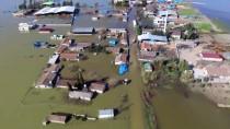 Hatay'da Su Basan Mahallerde Hasar Tespit Çalışması