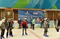 LİSE ÖĞRENCİSİ - İBB'den Öğrencilere Karne Hediyesi Açıklaması 'Buzda Paten Keyfi'