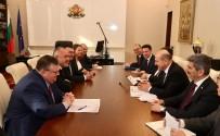 İÇİŞLERİ BAKANI - İçişleri Bakanı Soylu'nun Bulgaristan Temasları