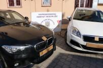 İnterpol'un Aradığı İkizi Yapılan Lüks Otomobil Bulundu