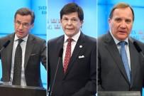 İSVEÇ - İsveç'te Sosyal Demokrat Parti İle Yeşiller Ve Çevre Partisi Güvenoyu Aldı